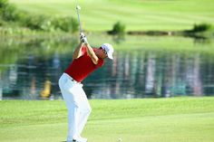 Ross Fisher - another good round for the Englishman on day one of the Nedbank Golf Challenge  (Getty Images)