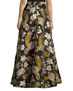 Buy Alice + Olivia Women's Black Paisley Embroidered Ball Skirt, starting at $398. Similar products also available. SALE now on!