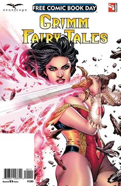 FCBD 2017 Grimm Fairy Tales #1