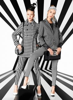 Tavinho Costa Shoots Black and White Fashions for Vogue Brazil May 2013 | Fashion Gone Rogue: The Latest in Editorials and Campaigns