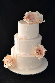 wedding cake...since I am finding a new one maybe a new style too!