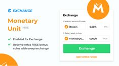 Monetary Unit $MUE - a decentralised, anonymous and self-governed cryptocurrency - is now avaible for exchange on MyCointainer!   Visit MyCointainer today for a stress-free, passive income experience 😊 Enabling, Stress Free, Passive Income, Cryptocurrency, Anonymous, The Selection, Coins, Self, The Unit