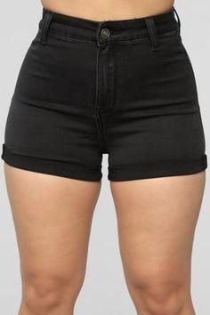 Best Jeans For Women Wowomens Stretch Corduroy Pants – thedearlover Levi Mom Jeans, Mom Jeans Shorts, Jeans Dress, Cut Jeans, Black Denim Shorts, Jeans Style, Jean Shorts, Work Shorts, Denim Dresses