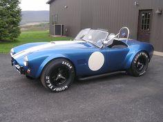 1965 AC Shelby Cobra.