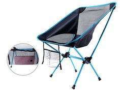 FiveJoy Ultralight Camp and Sports Folding Chair Easy Setup Portable Durable Lightweight Compact for Picnic Backpacking Camping Concerts Hiking Sporting Beach Events Outdoors Tailgating * Visit the image link more details. (This is an affiliate link) Camping Furniture, Camping Chairs, Picnic Backpack, Modern Furniture, Outdoor Furniture, Outdoor Chairs, Outdoor Decor, Folding Chair, Tailgating