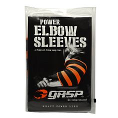 GASP Power Elbow Sleeve XL - 1 pair #Sports #Supplements #Fitness #BodyFitness #BodyBuilding