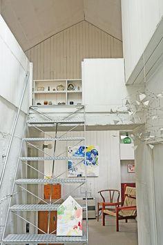 The house of inspiration by Mayako Nakamura, Artist, Japan