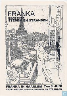 Bandes dessinées - Franka - Nieuwsbrief
