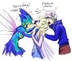 Jack y Elsa