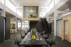 68 best contemporary office interiors images on Pinterest ...