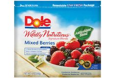 Makes wonderful and healthy smoothies:) Makes 2 per bag...1 to enjoy and 1 to freeze!