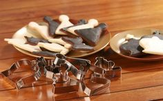 Set of 6 Chess Themed Cookie Cutters