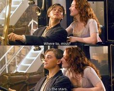 Have you ever watched titanic? Have you ever watched titanic? Romantic Movie Quotes, Favorite Movie Quotes, Movie Memes, Movie Tv, Movie Captions, Movie Bloopers, Iconic Movies, Good Movies, Titanic Quotes