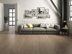 Parquet in rovere ONE ROVERE LOUIS by Woodco