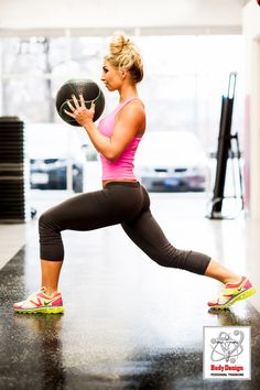 Fitness Model Amanda Adams