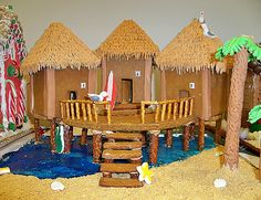 Have yourself a merry little Pastry Arts Tropical Gingerbread Christmas by Cheri Sundra: Guerrilla Historian, via Flickr