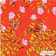 Briar Rose Nanny Bee in Coral