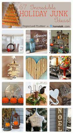 Organized Clutter: HOLIDAY & SEASONAL