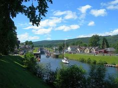 http://www.timberbush-tours.co.uk/our-tours/from-glasgow/three-day/isle-of-skye-the-highlands-loch-ness/ Fort Augustus, Scotland