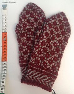 Knitted Mittens Pattern, Knit Mittens, Knitted Gloves, Knitting Patterns, Knitting Accessories, Knitting Projects, Knit Crochet, Stitch, Sewing