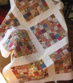 Heather's quilt.