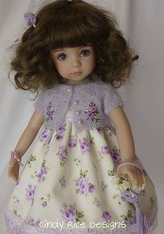 Dianna Effner's Little Darling dolls. | by Cindy Rice Designs