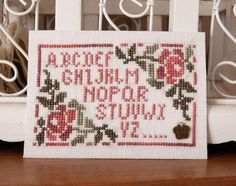 frees-brodés : Tous les messages sur frees-brodés - Page 3 - Lin Pulsion Mini Cross Stitch, Messages, Atc, Hand Embroidery, Miniatures, Collection, Sons, Embroidery