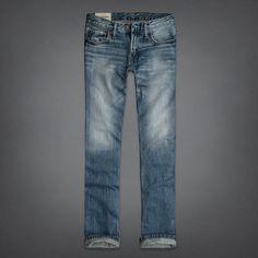 guys a slim straight jeans   guys jeans   abercrombiekids.com