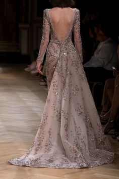 Ziad Nakad F/W16 Couture Runway Luxury | ZsaZsa Bellagio - Like No Other