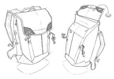 Sketchellaneous will act as my idea dump for miscellaneous sketches and ideas that never went forward. It will be A LOT of bag sketches and renderings. It will be updated periodically and I will.