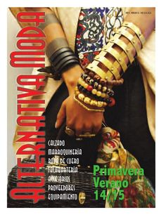 Revista Alternativa Moda No. 23 por Revista Alternativa Moda