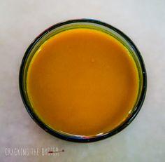 Indonesian Turmeric Tonic