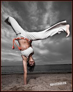Capoeira by organicstealth. organicste  alth.de...    Capoeira=One of the hardest classes i have ever taken! But awesome!