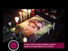 ¡CELULAR del NORMALISTA DESOLLADO, siguió en USO en Campo Militar 1 y el...