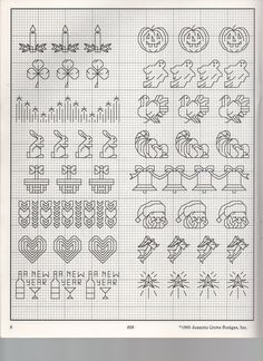 Blackwork Cross Stitch, Blackwork Embroidery, Cross Stitch Bird, Cross Stitch Borders, Cross Stitching, Cross Stitch Embroidery, Cross Stitch Patterns, Blackwork Patterns, Cross Stitch Bookmarks