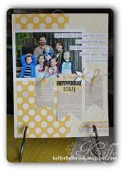 Scrapbook.com Layout Projects: 8.5 x 11