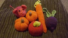Harvest crochet
