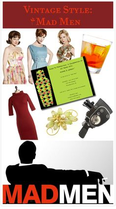 Party Themes | Mad Men