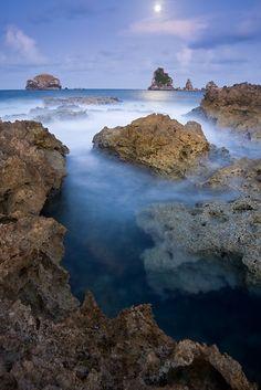 Paysages de la Guadeloupe par Julien Dorol