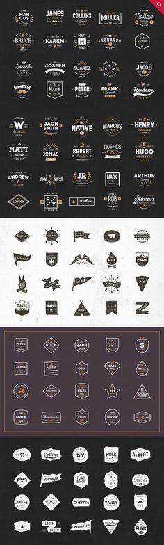 330 Logos Bundle - Logos - 4