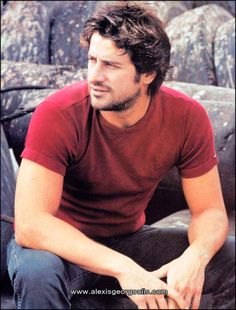 Alexis Georgoulis - Greek Actor (My Life In Ruins)