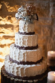 Rustic Cake *