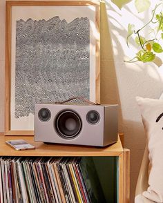 Looks good, sounds better. Shop the Bluetooth-compatible Audio Pro Addon T5 Speaker, SKU #41524364. | #UOMusic #UOTech #UOMens