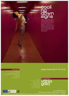 Vânia Gala: Cooling Down Signs