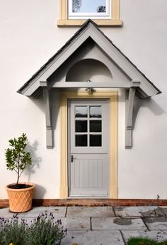 Confident provided porch design architecture get redirected here Building A Porch, Portico Entry, Porch Design, House With Porch, Front Door Porch, Porch Canopy, Wooden Porch, Cottage Front Doors, House Front