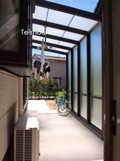 ココマ Drying Room, Lean To, Roof Light, Breezeway, Side Door, Sunroom, Front Porch, Laundry Room, House Plans