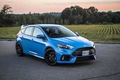 Review: 2017 Ford Focus RS | Canadian Auto Review