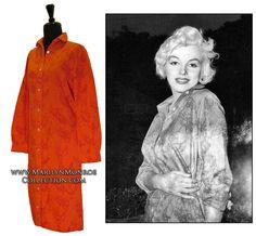 Marilyn-Monroe-Maternity-Dress