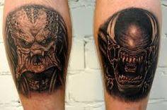 """Résultat de recherche d'images pour """"predator tattoo"""""""
