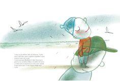Quelque chose de grand de Sylvie Neeman, illustré par Ingrid Godon La Joie de Lire